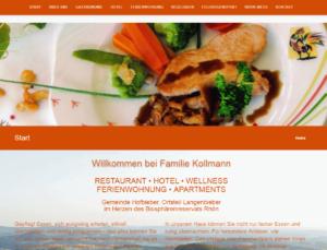 Gastronomie Kollmann Hofbieber